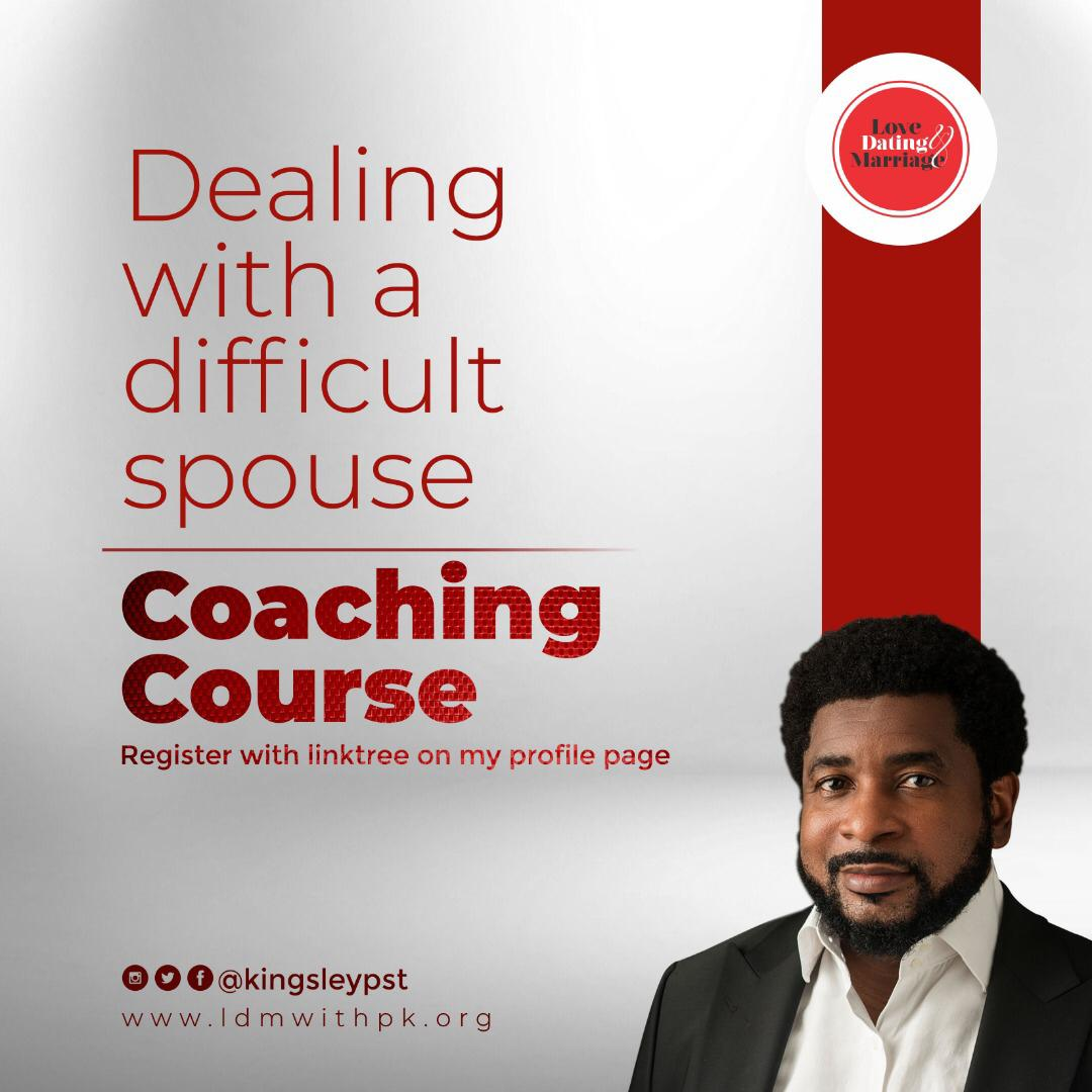 Dealing with a difficult spouse